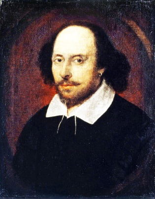 Shakespeare. All the world is a stage.
